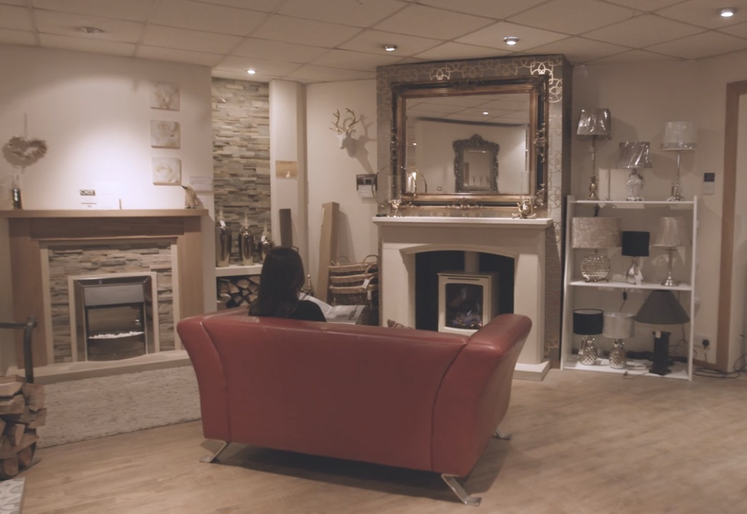 showroom oer fireplaces