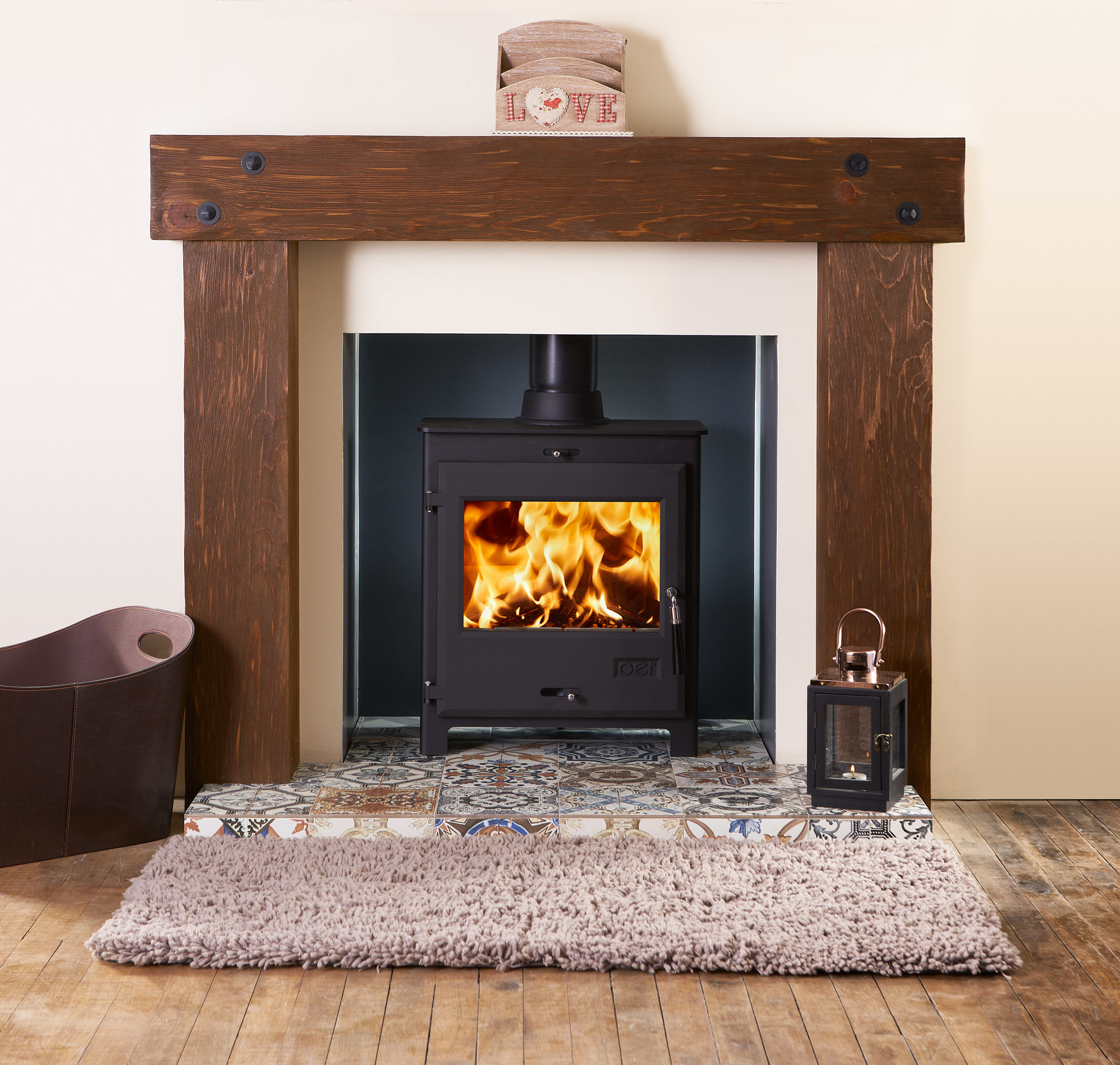 and size graham tiles full view charles antique architectural fireplace product antiques original fireplaces