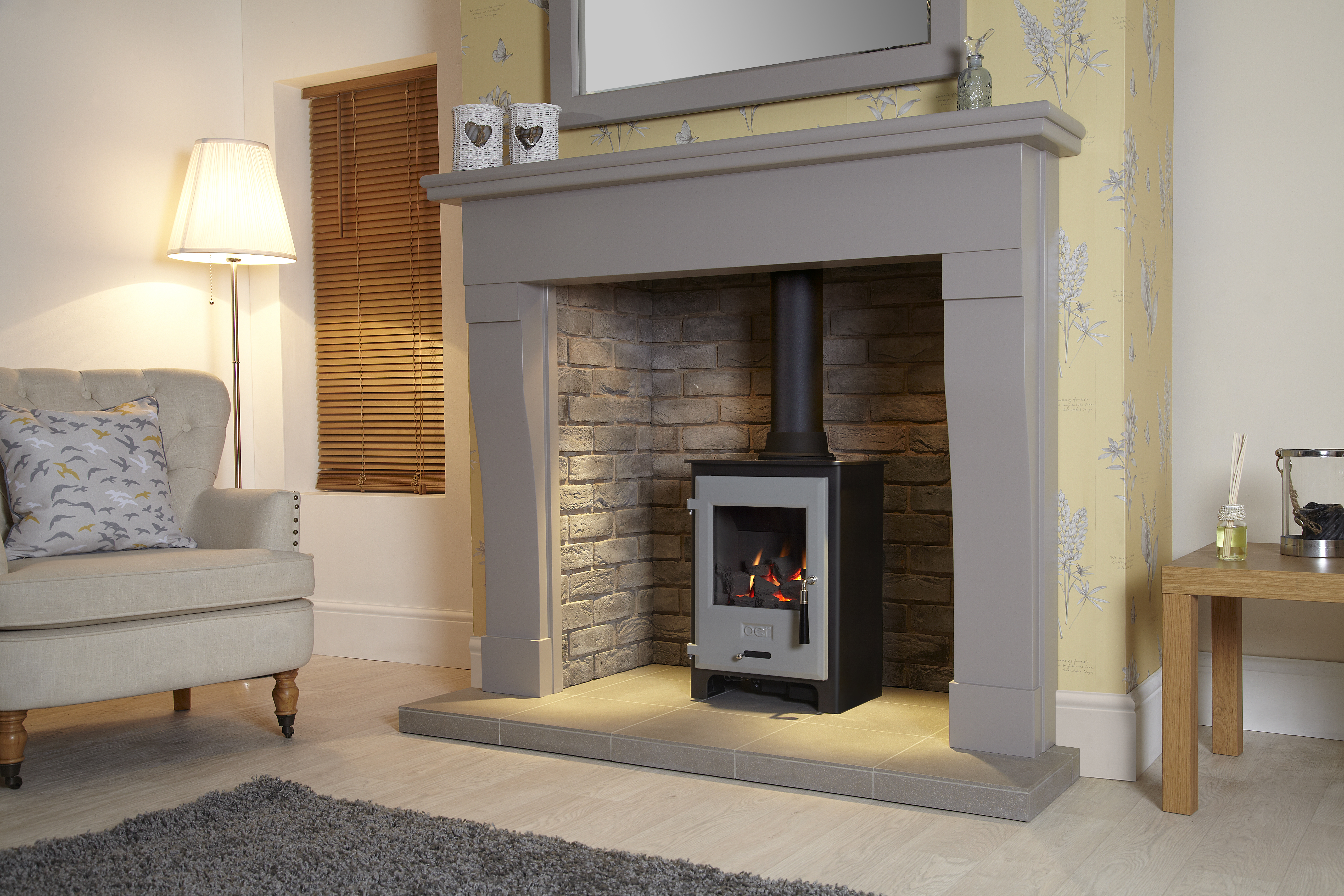 heat fireplace original the valor radiant stove gas slide