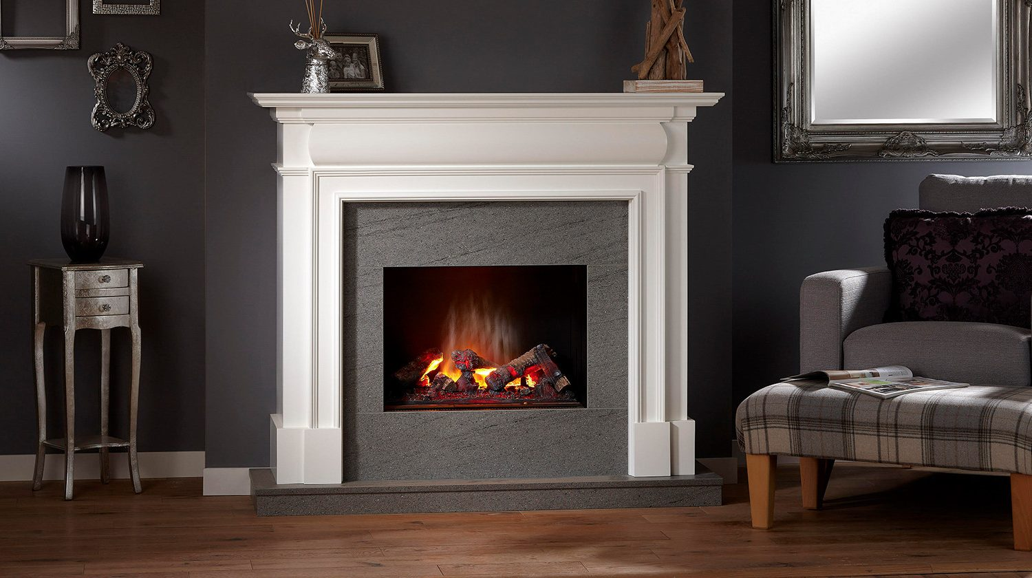 electric oer fireplaces