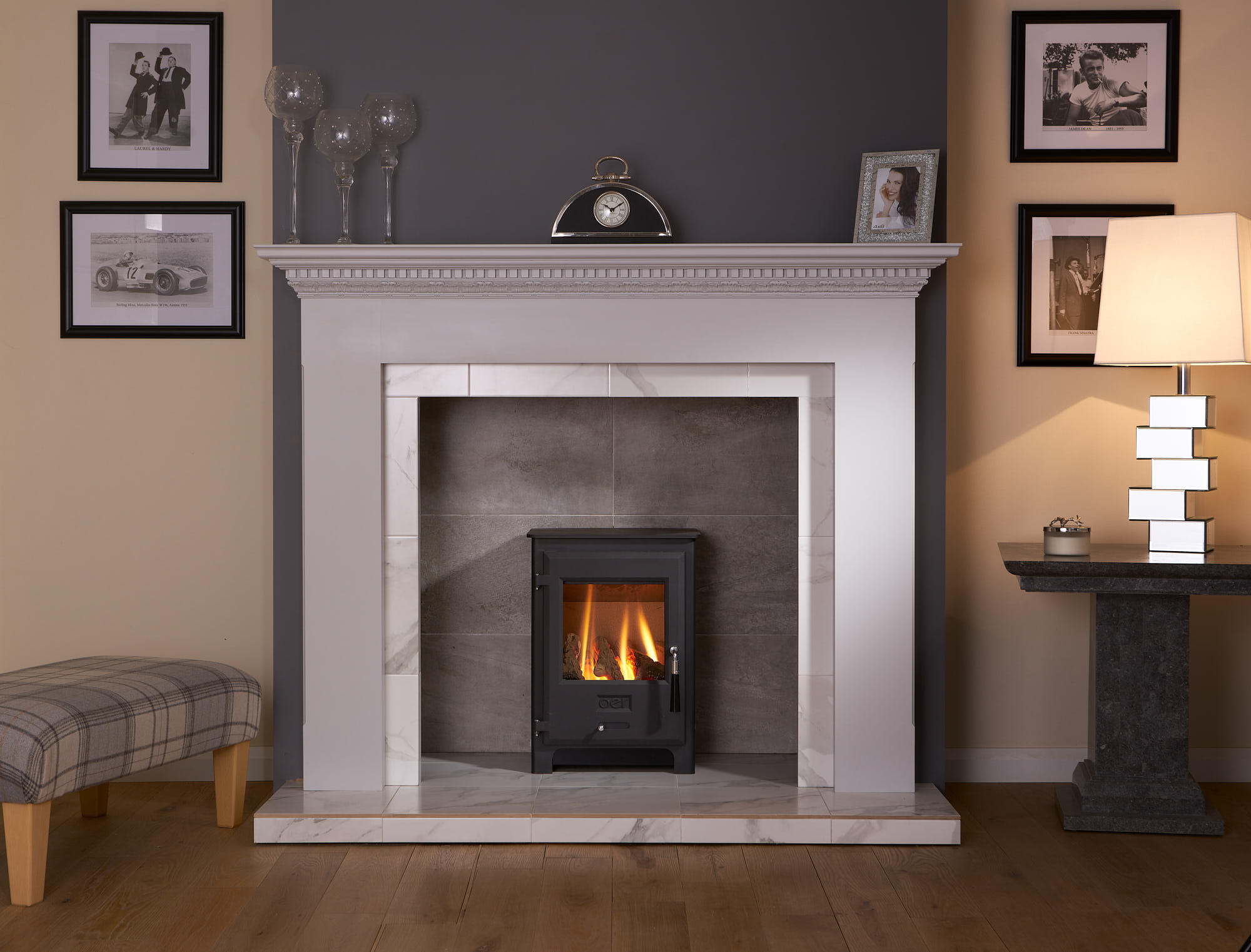 gas oer fireplaces